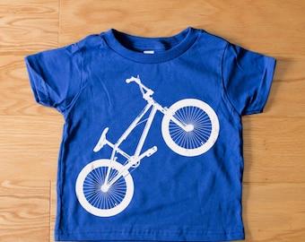 BMX Bike Toddler T Shirt