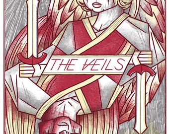 The Veils Poster