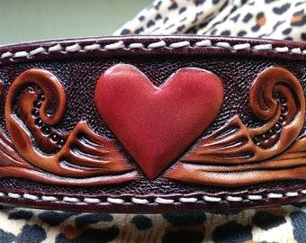 Mastiff collars, Great Dane collars, Alaskan Malmutes collars, leather dog collars, large leather collars