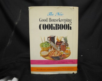 1963 The New Good Housekeeping Cookbook
