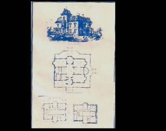 Miniature BLUE PRINTS (Infinity)