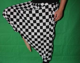 black Bloomers  Harem Pants Sarouel pants