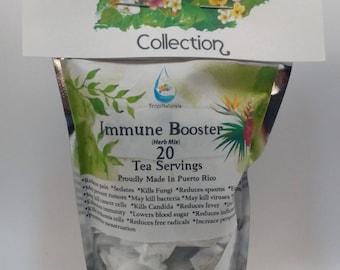 Immune Booster Tea (Aromatic Herbal Mix) 20 Servings