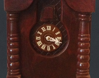 1 day cuckoo clock