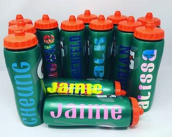 Custom Gatorade Bottle