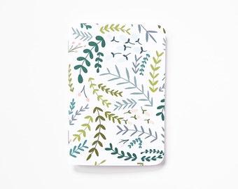 Sale | Discontinued: Garden Wreath Pocket Journal