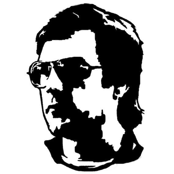 Jeffery Dahmer Sticker Serial Killer Decal