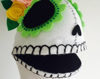 Day of Dead Puppet (Girl)