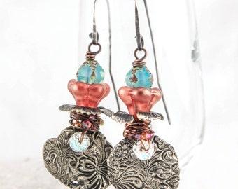 She Sells Sea Shells. Earrings