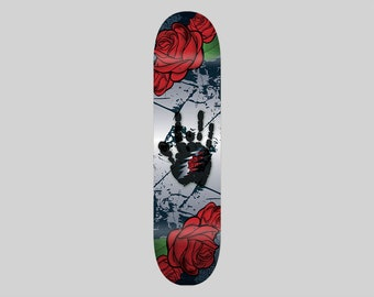 Skateboard - Must Have Been the Roses-GDF Street Deck