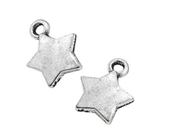 Star CHARM Rhodium