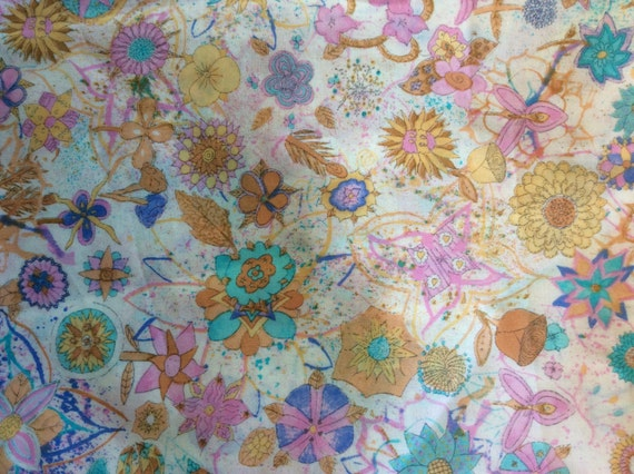 Tana lawn fabric from Liberty of London, Mac Leod