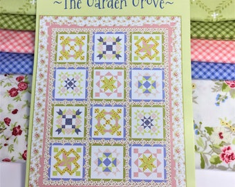 The Garden Grove Quilt Kit