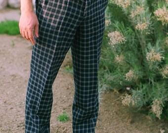 Custom Straight Leg Pants