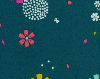 Dashwood Cotton Candy Blossom cotton fabric