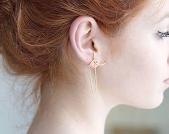 ON SALE Geometric Earrings