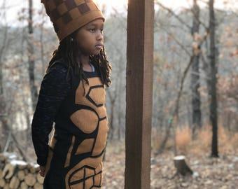 Tiki Torch Costume