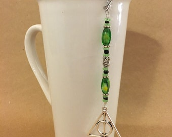 Harry Potter Inspired Tea Infuser - Slytherin