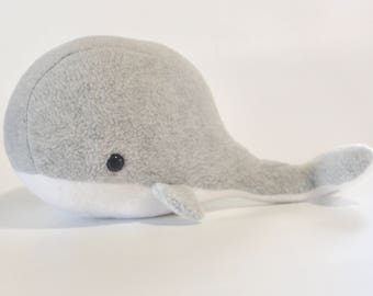 Small Gray Whale