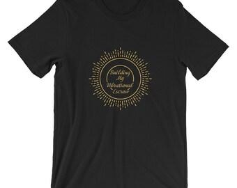 Vibrational Escrow Women's Short Sleeve Cotton T-Shirt
