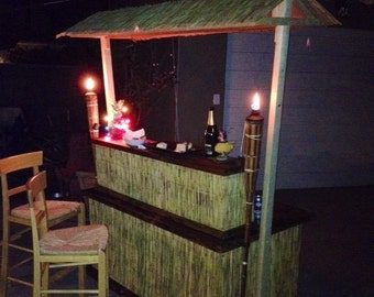 Tiki Bar - Hand Crafted