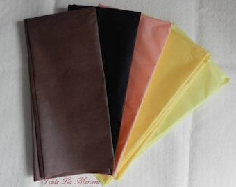 lot tissue paper