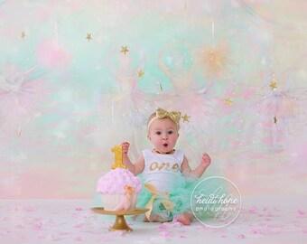 Mint Cake Smash Tutu | Baby Girl 1st Birthday Outfit | Baby Tutu | Tutu Dress | Birthday Dress | Baby Girls Tutu Outfits | Birthday Tutu