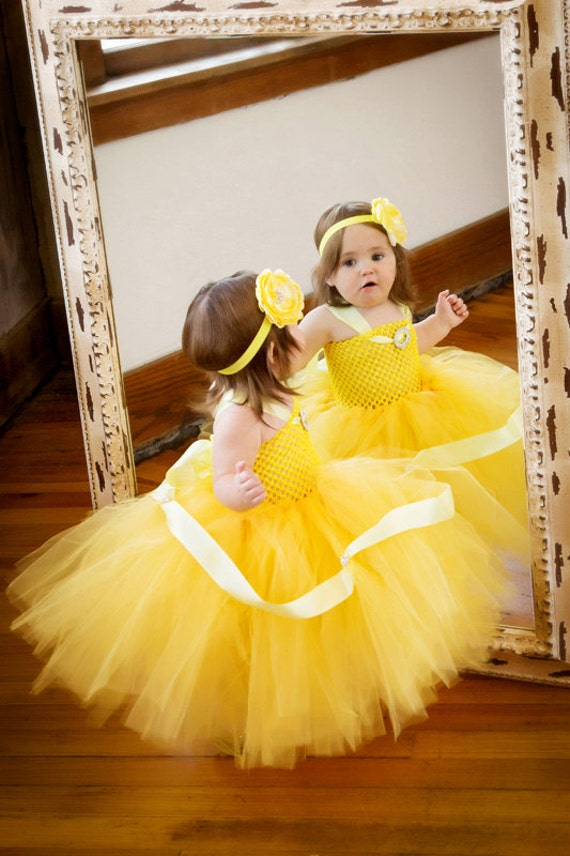 Like this item?  sc 1 st  Etsy & Disney Princess / Baby Halloween Costume /DRESS ONLY/ Toddler