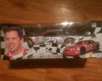 Wally dallenbach 5 car signature driver series 1:24 scale