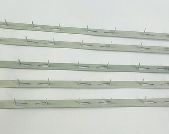 """27"""" Upholstery Furniture Tack Strip - Box of 100 Strips"""