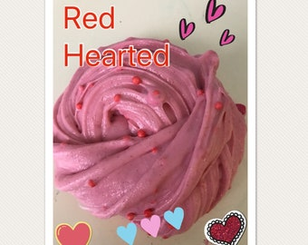 Red Hearted