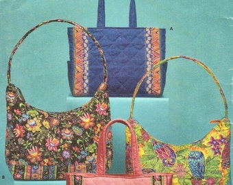 Simplicity 4729 - Two Handbags - PATTERN