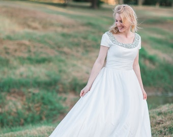 Modest Wedding Dress - The Valentina Dress