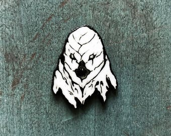 Death Note Shimigami Sidoh Japanese Horror Manga Graphic Novel Anime Comic Book Character Pulp Lapel Pin Button Pinback