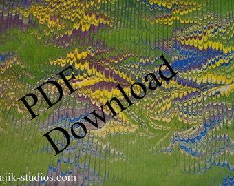 Spring Printable INSTANT DOWNLOAD Spring Decor Digital Download MM-np17