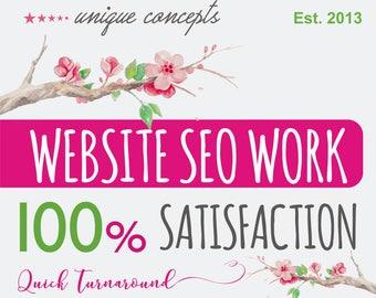 SEO for Website, SEO for Wordpress Website, SEO Help, Seo, Search Engine Optimization, Increase Google Ranking, Increase Website Traffic