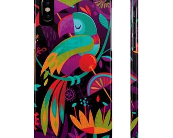 Aloha Garden By Jeff Granito Slim Phone Case