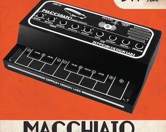 Macchiato Mini-Synth DIY Kit