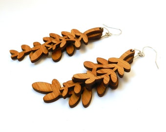Foliage Earrings