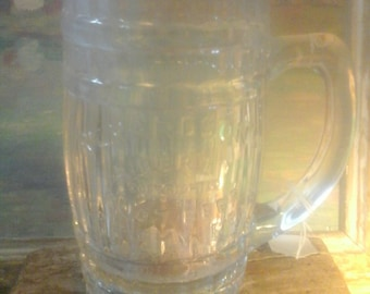 Vintage Richardson's  Liberty Root Beer Barrel Advertising Mug