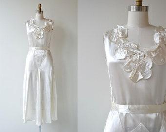 Light Fantastic dress | vintage 1930s wedding dress | art deco 30s wedding