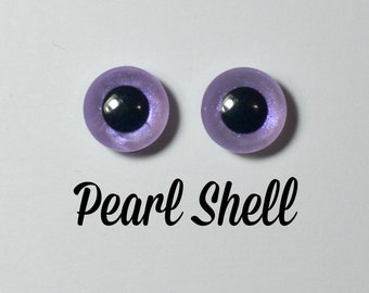 Eyechips 13 mm - Coloris Pearl Shell   Taille Pullip Modèles Récents