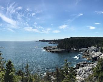 Isle au Haut - Acadia National Park