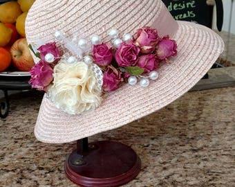 Classic cloche hat