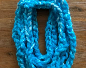 icy blue multi-strand