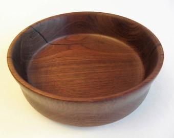 Black Walnut Ring or Potpourri Dish