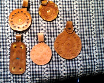 Key Chain, Native american style