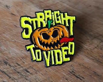 Halloween Enamel Pin Badge
