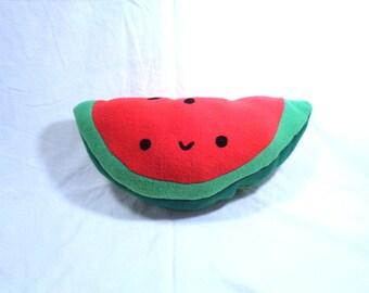 watermelon plushie
