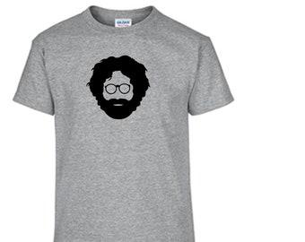 Toddler Grateful Dead  Jerry Garcia  t shirt 2t 3t 4t